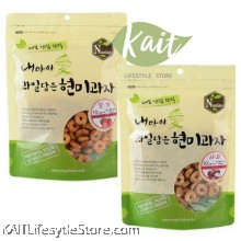 NAEIAE KOREA Fruit Ring Snack (10 months+) 50g