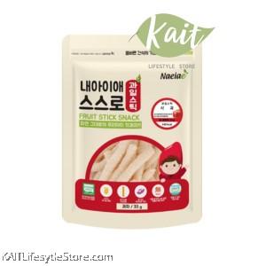 NAEIAE KOREA Organic Fruit Stick Snack (8months+) 40g