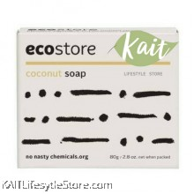 ECOSTORE Coconut Soap (80g)