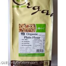 LOHAS Organic All Purpose Plain Four (500gm)
