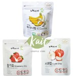 NAEIAE KOREA Freeze-Drying Fruit Chips (7 months+) 12g