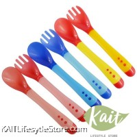 Baby Feeding Spoon & Fork