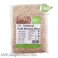 LOHAS Natural Soft Brown Rice Embryo Rice 胚芽糙米 (900g)