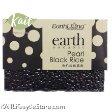 EARTH LIVING Pearl Black Rice (500g)