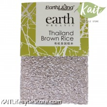 EARTH LIVING Organic Thailand Brown Rice (1kg)