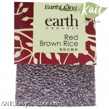 EARTH LIVING Organic Red Brown Rice (900g)