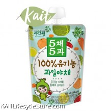 JAYEON ONE Organic Kids Juice - Fruits and Vegetables (Spout)(100ml)