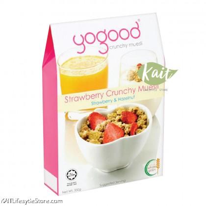 YOGOOD Crunchy Muesli (350g) [Halal]