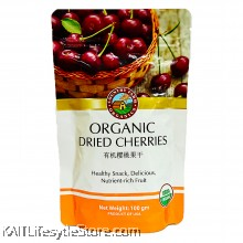 COUNTRY FARM Organic Dried Cherries (100g)