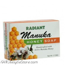 RADIANT Manuka Honey Soap (130g)