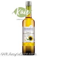 BIO PLANETE Organic Virgin Sunflower Oil (500ml)