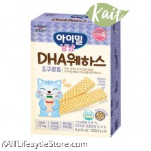 ILDONG Agimeal Yumyum DHA Wafer (36g) [7 months]