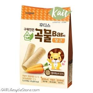 ILDONG Agimeal Yumyum Baby Pure Grain Bar (40g) [12 months]