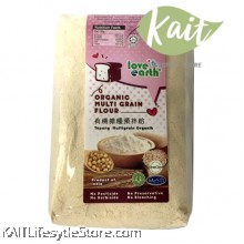 LOVE EARTH Organic Multi Grain Flour (900g)
