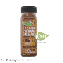 LOVE EARTH Organic Coconut Sugar (400 g)