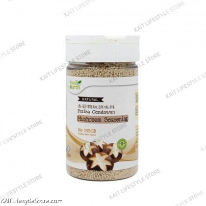 LOVE EARTH Mushroom Seasoning Powder (150 g)