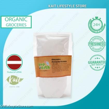 LOVE EARTH Organic Potato Starch (250g)