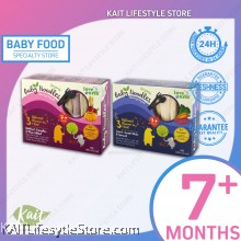 LOVE EARTH Organic Baby Noodles (180g + extra 60g) [7m+]
