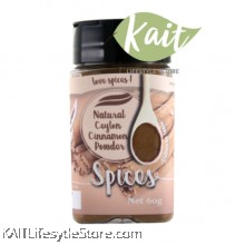LOVE EARTH Natural Ceylon Cinnamon Powder (60g)