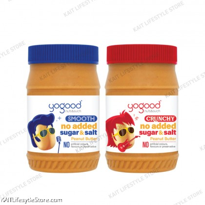 YOGOOD Peanut Butter  (453g) [HALAL]
