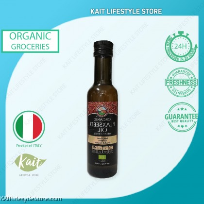 COUNTRY FARM Organic Flaxseed Oil (250ml)