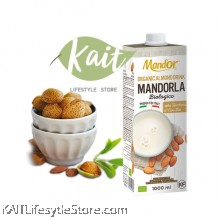 Mand'Or Organic Almond Drink (1000ml)