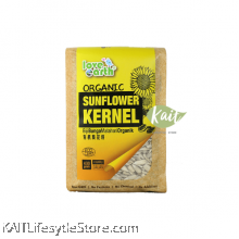 LOVE EARTH Organic Sunflower Kernel (400g)