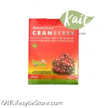 LOVE EARTH Natural Dried Cranberry (26g)