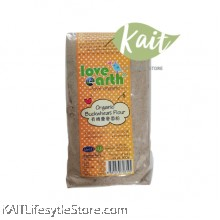 LOVE EARTH Organic Buckwheat Flour (900g)