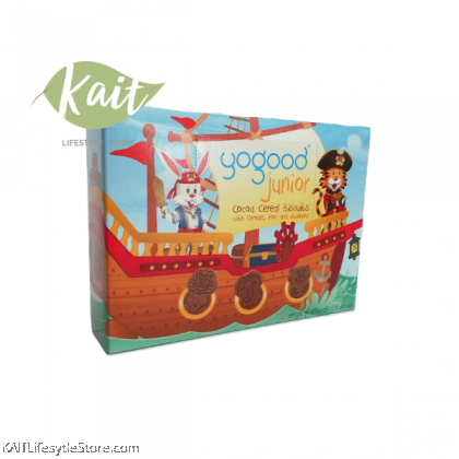 YOGOOD Junior Cereal Biscuits [HALAL] (316g)