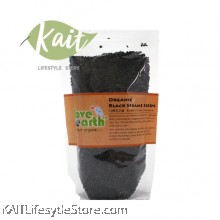 LOVE EARTH Organic Black Sesame Seeds [HALAL] (200G)