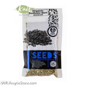 EARTH LIVING Organic Sunflower Seed (250g)