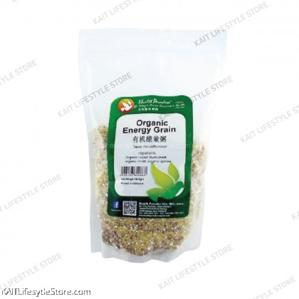 HEALTH PARADISE Organic Energy Grain (500gm)