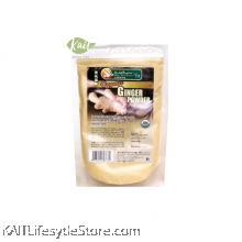 HEALTH PARADISE Organic Ginger Powder [PKT] (100gm)
