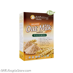 HEALTH PARADISE Organic Oat Milk Powder [HALAL] (500gm)