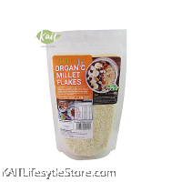 LOVE EARTH Organic Millet Flakes (400gm)