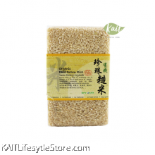 LOVE EARTH Organic Pearl Brown Rice (1kg)