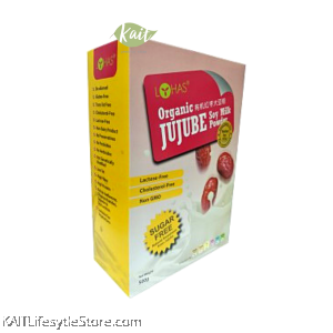 LOHAS Organic Jujube Soy Milk Powder (500gm)