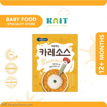 BEBECOOK Very First Yummy Cooking Sauce 12 Months (200g)