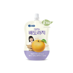 BEBECOOK Organic Pear & Bell Flower Tea Drink [12 months] (100 ml)