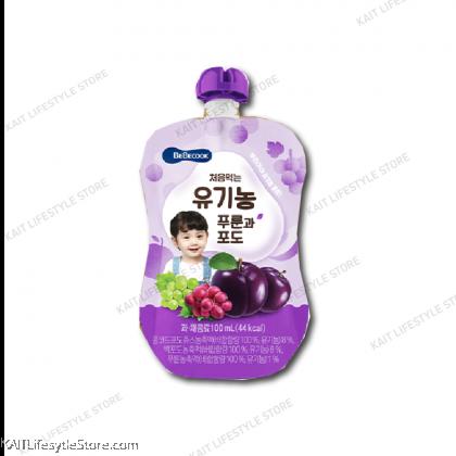 BEBECOOK The Baby Organic Beverage [7 months] (100 ml)