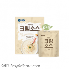 BEBECOOK Very First Yummy Cooking Sauce [Cream] (200 g)