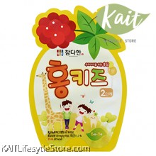 CHAMDAHAN Kids Korean Ginseng Pouch (35ml) [Step 2]