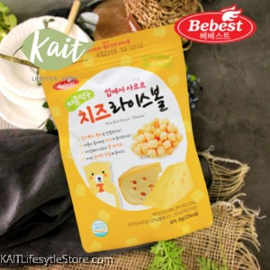 BEBEST Baby Rice Ball Snack (30g)