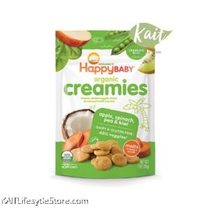 HAPPYBABY Organic Freeze-Dried Creamies (28g)