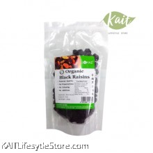 LOHAS Organic Black Raisins (200gm)