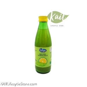 POLENGHI Organic Lemon Juice (250ml)