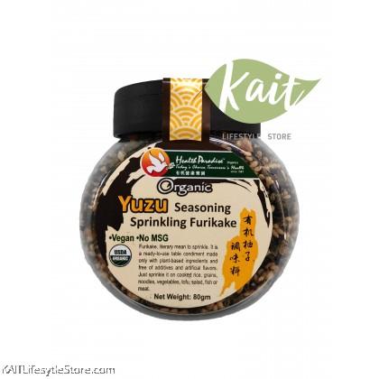[Buy 2 @ RM8.88] HEALTH PARADISE Organic Yuzu Seasoning Sprinkling Furikake (80gm)