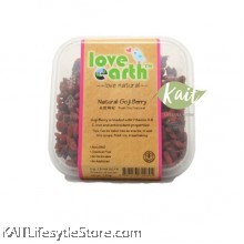 LOVE EARTH Natural Goji Berry [HALAL] (120gm)