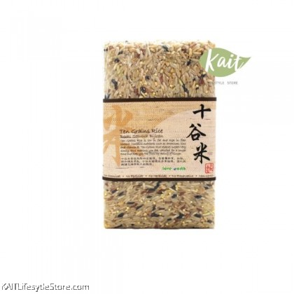 LOVE EARTH Ten Grains Rice (1kg)